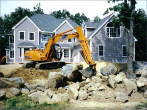 Landscape Clearing and Construction